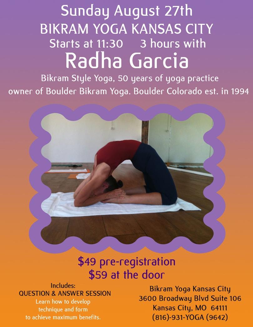 Radha flyer 082717 WEB