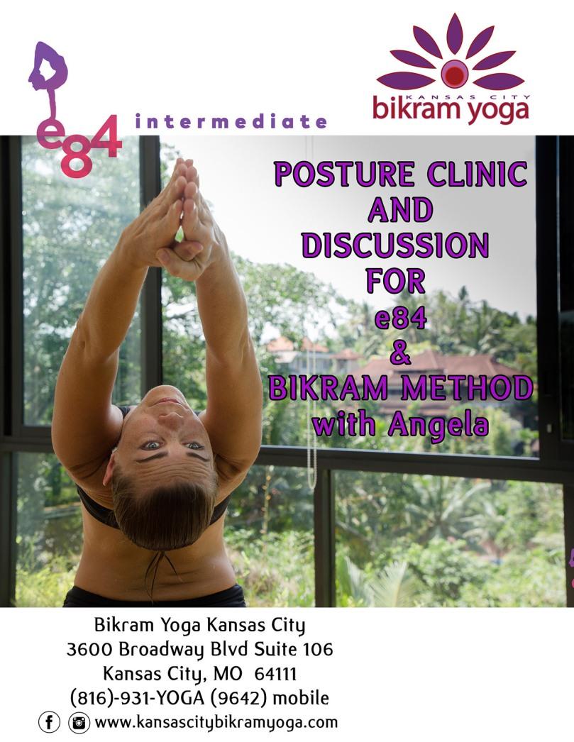 Posture Clinic web
